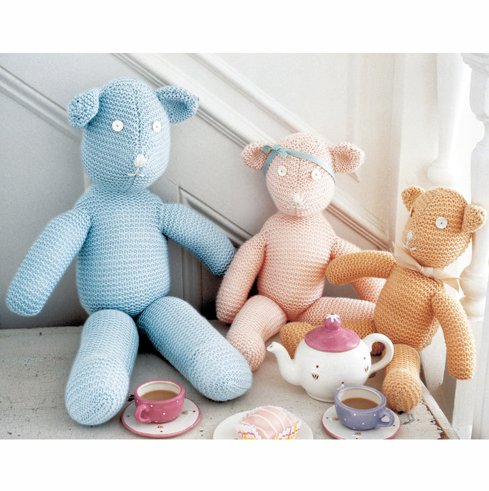 Rowan Teddy Bear Knitting Kit