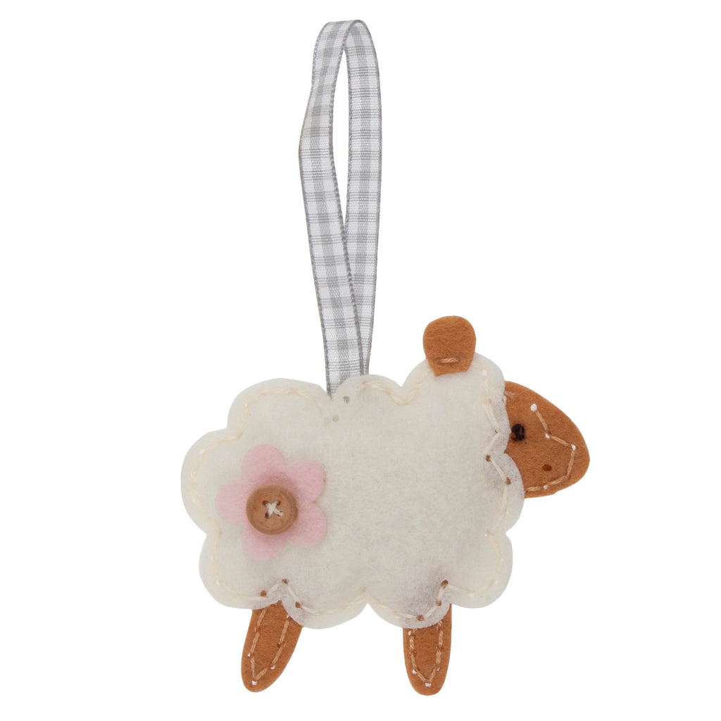 Trimits Make Your Own Felt Sheep Sewing Kit