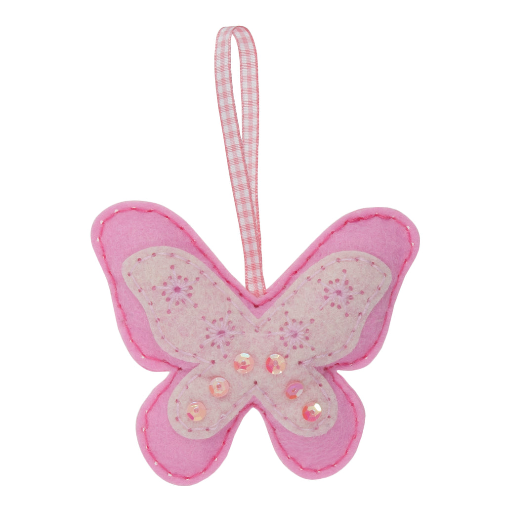 Trimits Make Your Own Felt Butterfly Sewing Kit