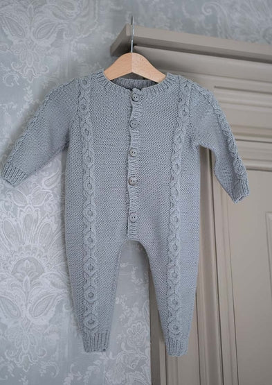Rowan Mia Baby Playsuit Pattern