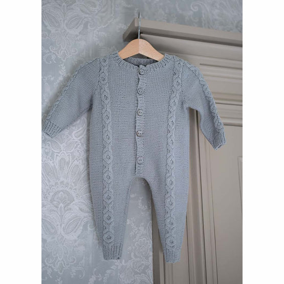 Rowan Mia Baby Playsuit Knitting Kit