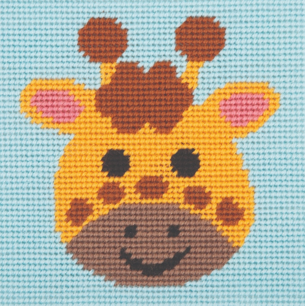 Anchor 1st Kit - Giraffe Tapestry Kit