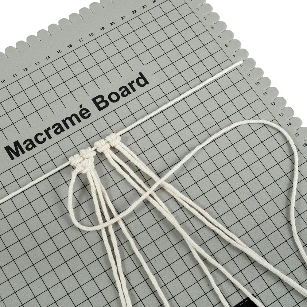 Macramé Project Board
