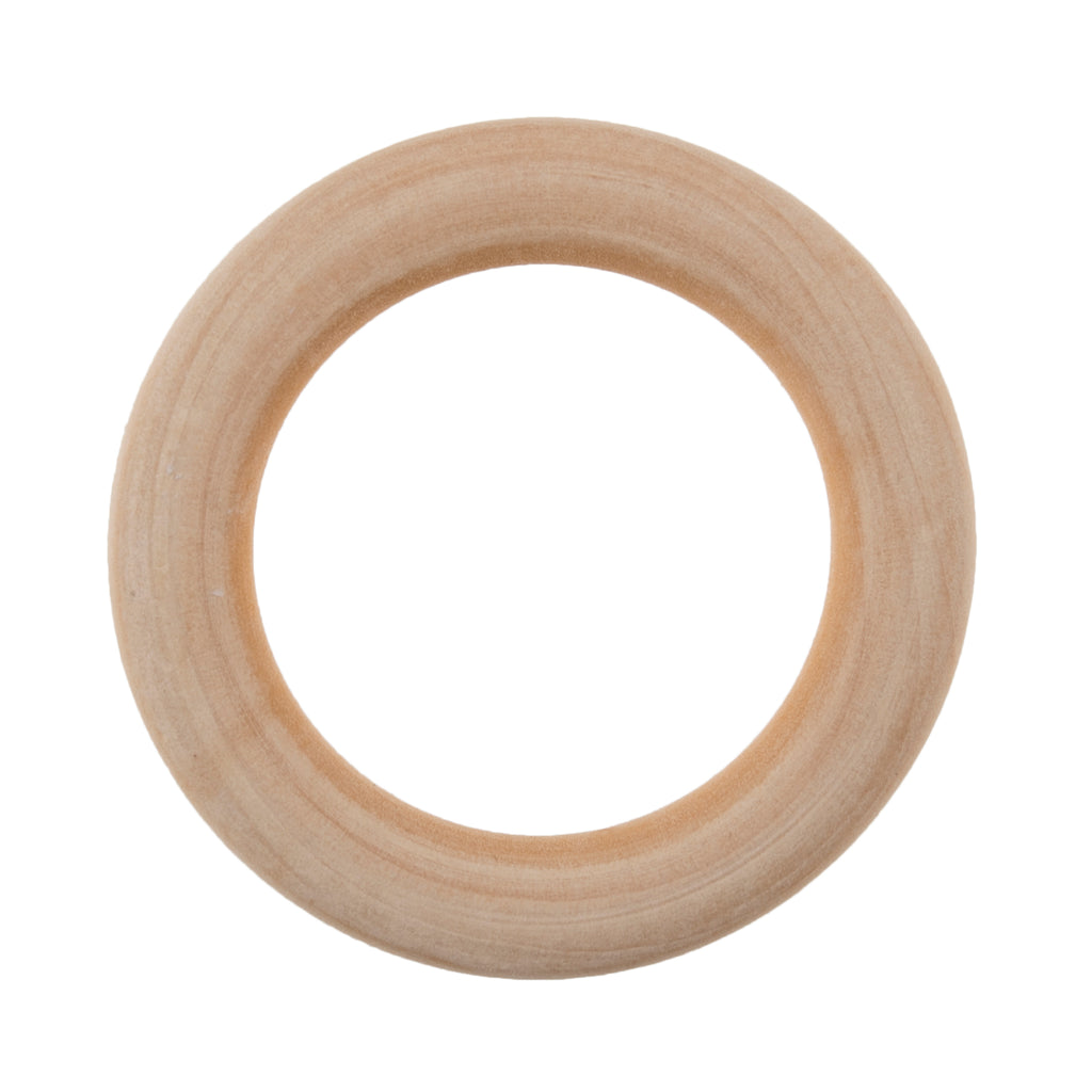 Wooden Craft Ring 5.5cm