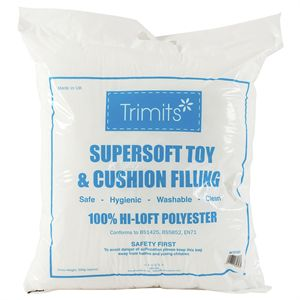 Trimits Supersoft Toy and Cushion Filling 250g