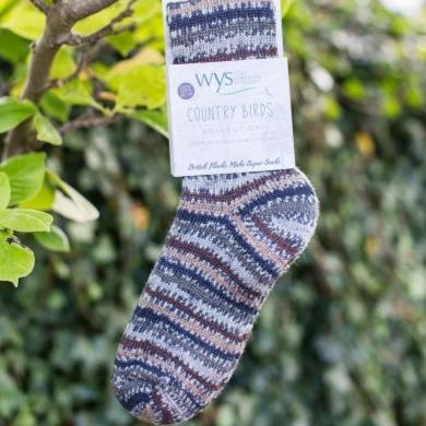West Yorkshire Spinners Socks Owl