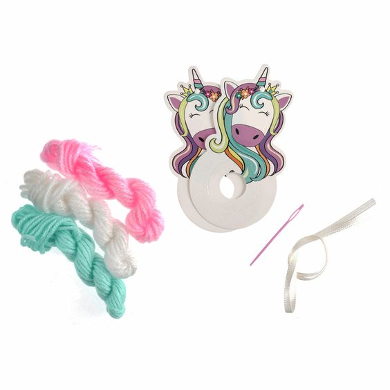 Pom Pom Kit Unicorn