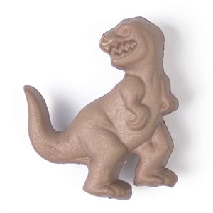 Dinosaur Button, Brown 30mm