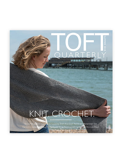TOFT Quarterly Magazine: Summer 2018