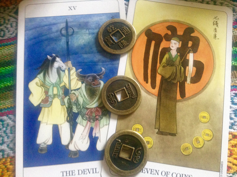 I Ching and Tarot Insight from the 23rd of February to the 1st of March 2020