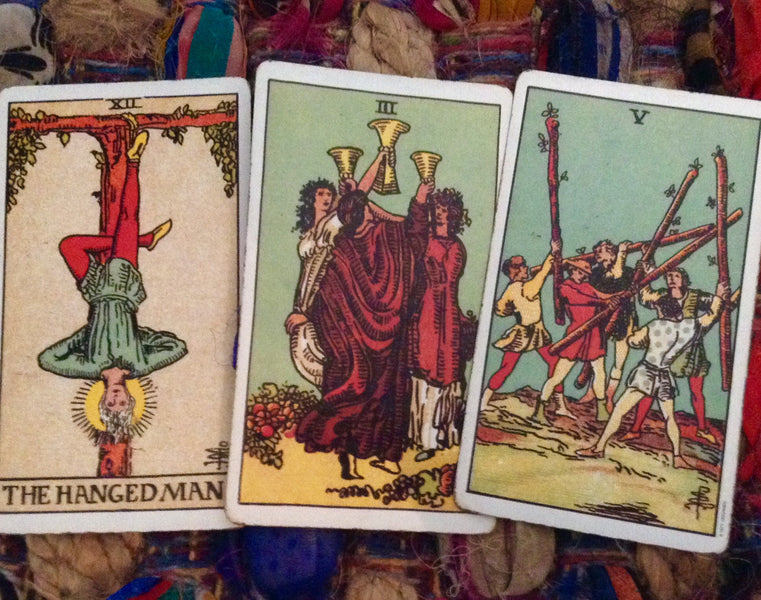 Tarot Insight from the 11th of August to the 18th of August 2019.