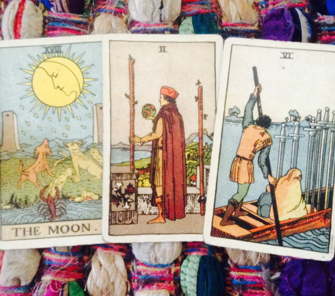 Tarot Insight from the 18th of August to the 25th of August 2019.
