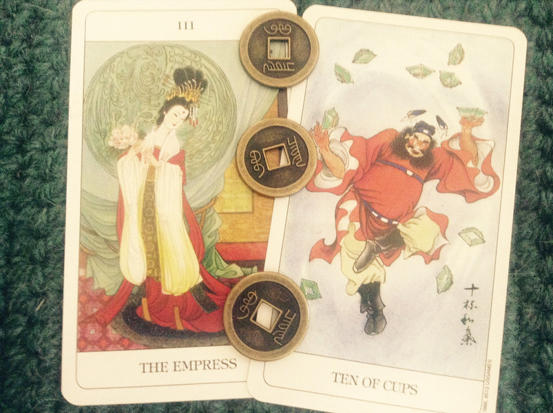 I Ching & Tarot Insight from the 12th of January to the 19th of January 2020.