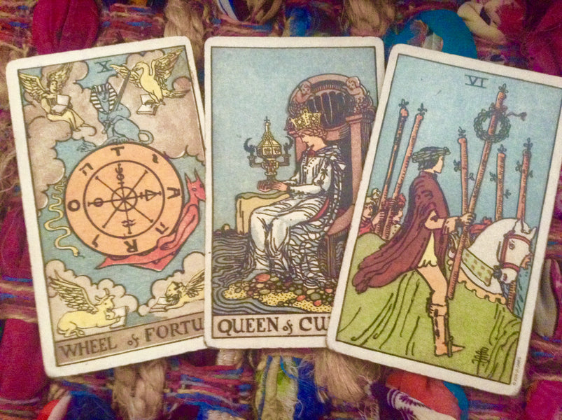 Tarot Insight from the 17th of November to the 24th of November 2019.