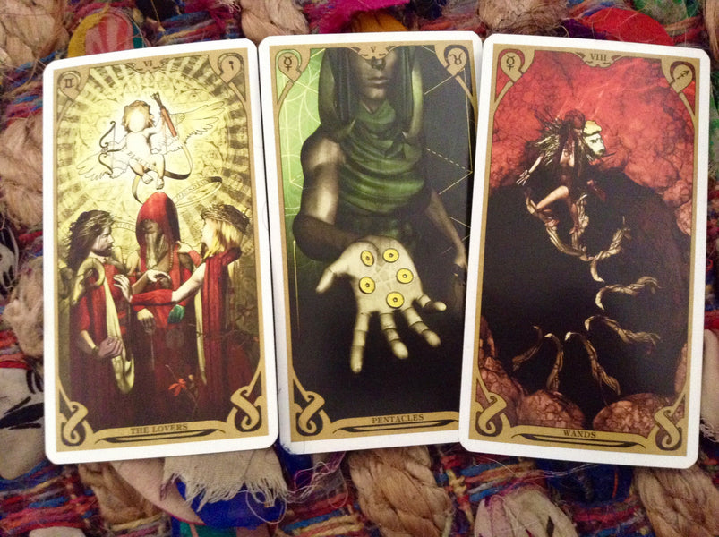 Tarot Insight from the 8th of December to the 15th of December 2019.