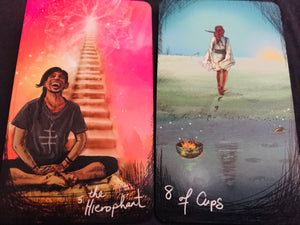 Tarot Insight from the 10th of January to the 17th of January 2021.
