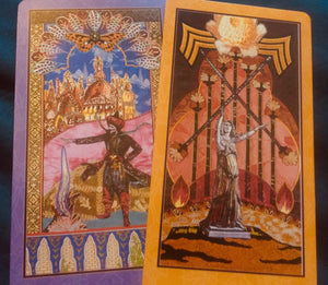 Tarot Insight from the 17th of November to the 22nd of November 2020.
