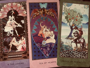 Tarot Insight from the 14th of March to the 21st of March 2021.