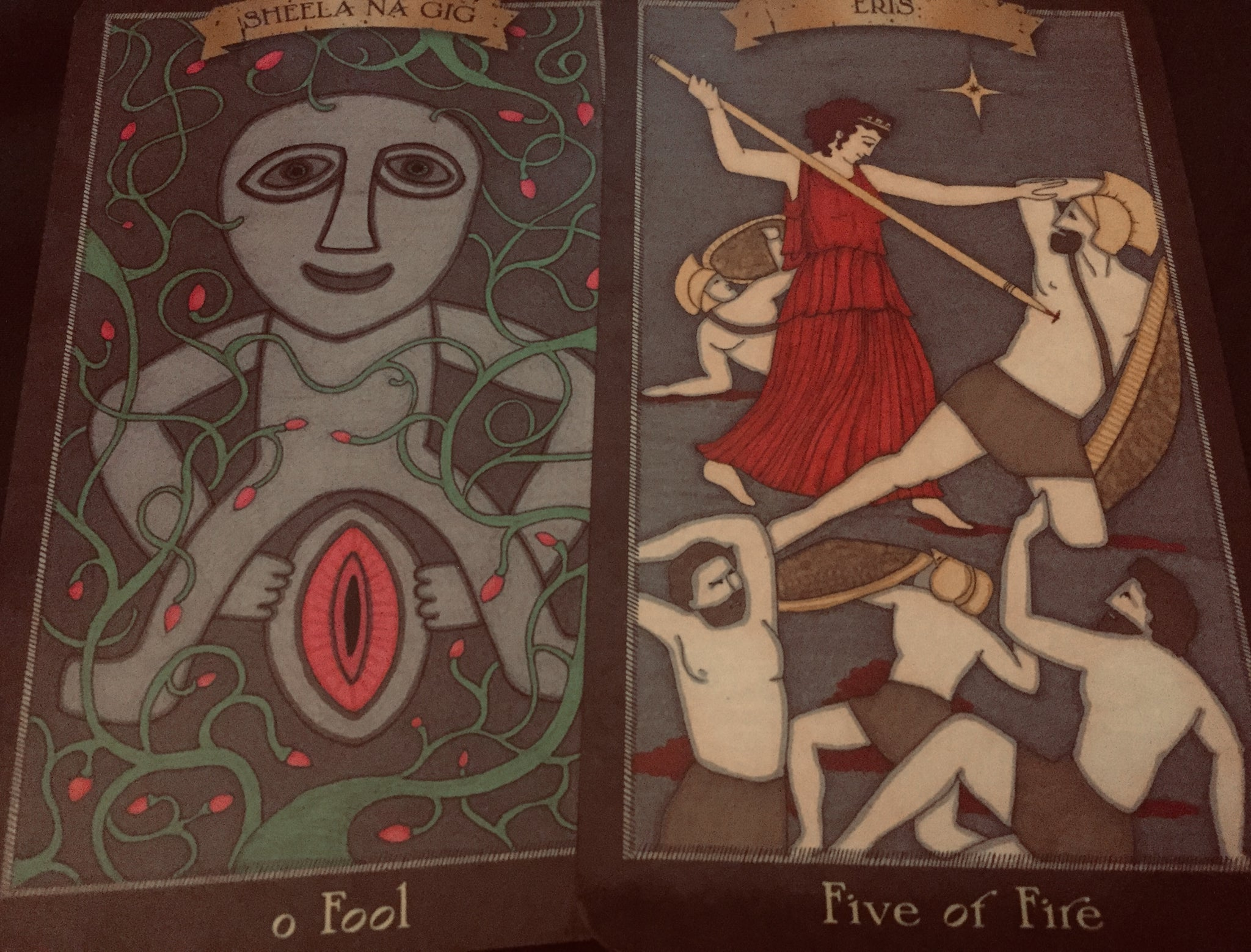 Tarot Insight from the 29th of November to the 6th of December 2020.