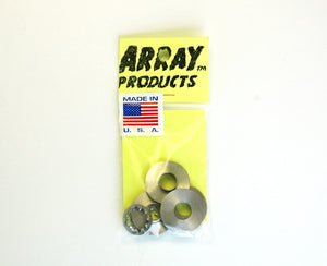 11. Array Adjustable Combo Pack (2 Flat/2 Barrel)