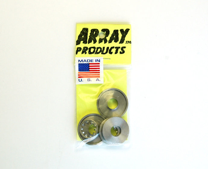 12. Array Barrel, Flat and Cupped Washer Pack (2/2/2)