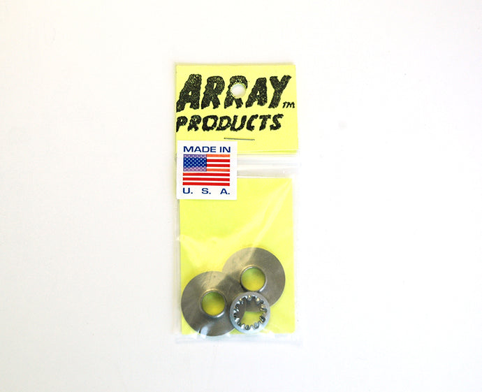 13. Array 1-1/16″ Super Chubby Washers (2)