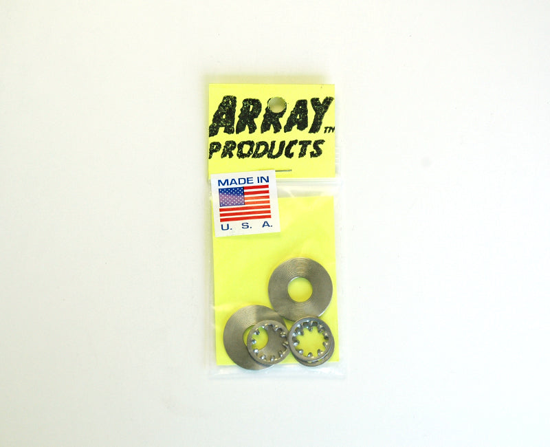 15. Array Flat Washers (2)