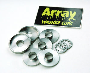 08. Array Barrel and Cupped Washer Pack (4/2)