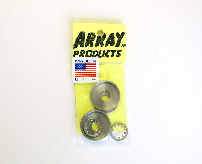 20. Array Adjustable Combo Pack (Flat/Cupped)