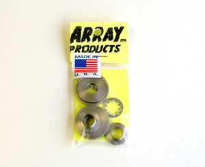 21. Array Adjustable Combo Pack (Flat/Cupped/Cone)