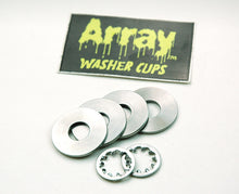 Load image into Gallery viewer, 14. Array Flat Washers (4)