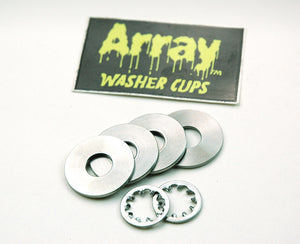 14. Array Flat Washers (4)