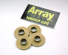 Load image into Gallery viewer, 16. Invader Steel Barrel Washers (4)