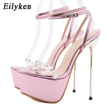 Load image into Gallery viewer, Eilyken High Heel Platform Sandals