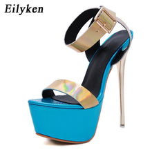 Load image into Gallery viewer, Eilyken Summer Sandals
