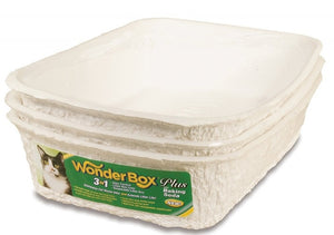 Kitty's WonderBox Disposable Litter Box