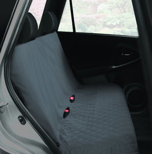 Arlee Pet Products Go Pets Bench Grey Car Seat Cover