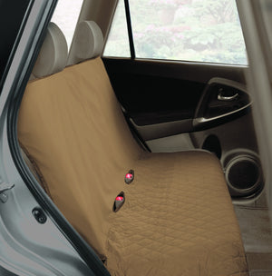 Arlee Pet Products Go Pets Bench Tan Car Seat Cover