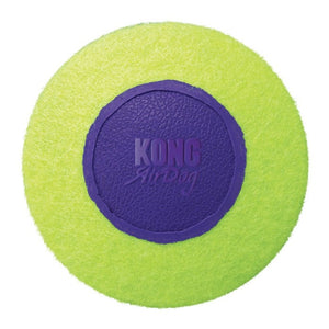KONG AirDog Squeaker Disc Dog Toy
