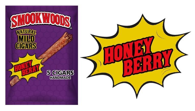 Smookwoods - Honey Berry - (5Cigars) (Art. 125) - [product_tag] - goodvibe.ch