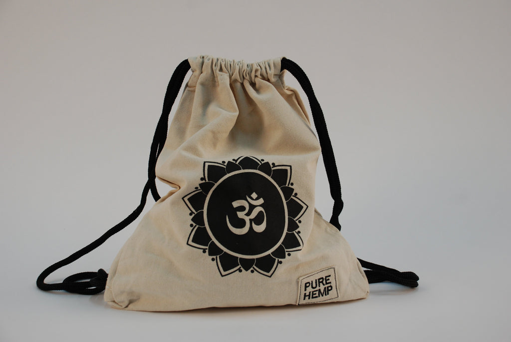 Gym Bag Ohm-Motiv - [product_tag] - goodvibe.ch