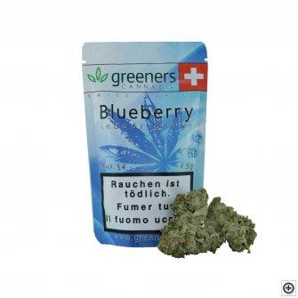 Greeners CBD – Blueberry 1g (Art. 55)