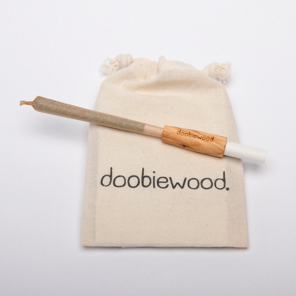 DOOBIEWOOD® – OLIVE WOOD – (9mm) - [product_tag] - goodvibe.ch
