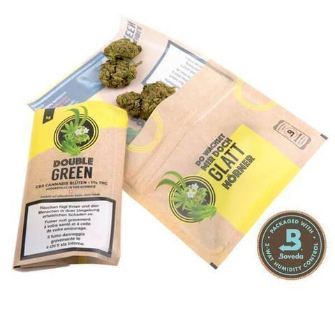 DoubleGreen CBD - No.1 - 8g (Art. 54) - [product_tag] - goodvibe.ch