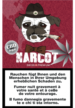 Narcot Bluedream CBD 2g (Art. 131) - [product_tag] - goodvibe.ch