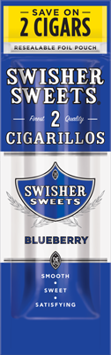 Swisher Blueberry