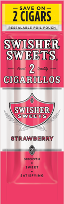 Swisher Strawberry