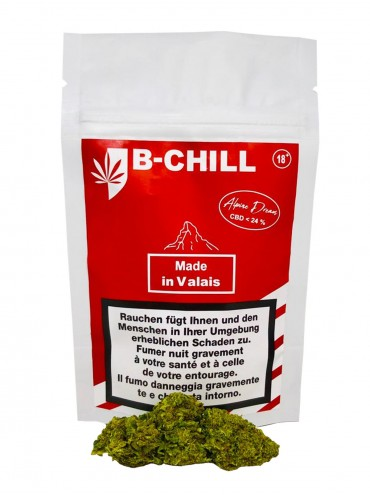 B-Chill CBD - Alpine Dream 8g (Art. 24) - [product_tag] - goodvibe.ch