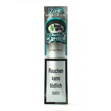 Blunt Wrap Platinum - Zero (Art. 120) - [product_tag] - goodvibe.ch