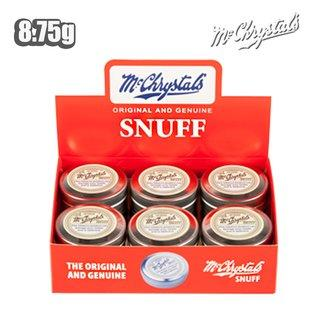 Mc. Chrystal`s - Snuff 8,75g - Box (12Stk.) - [product_tag] - goodvibe.ch